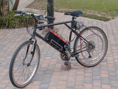 Merakit Sepeda Mejadi Sepeda Bermotor Listrik (SBL)